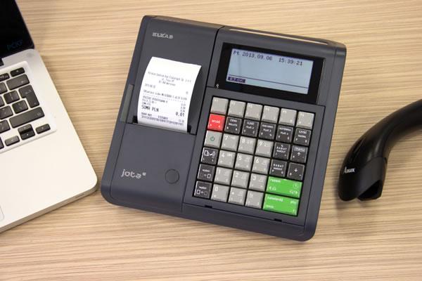 Kasa fiskalna Elzab Jota E - Podłączysz do niej wiele urządzeń równocześnie